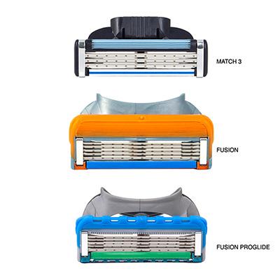 Consigue una piel suave e hidratada sin esfuerzo con estas cuchillas compatibles con Gillette