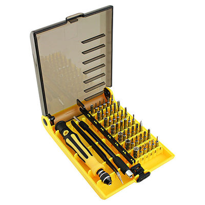 Conviértete en un manitas arreglando aparatos electrónicos con esta fabulosa caja de 45 herramientas