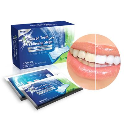 Sentirás tu boca limpia, y tus dientes estarán impecables, gracias a estas tiras blanqueadoras