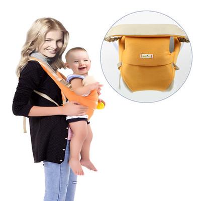 Perfecta para llevar a tu bebé contigo ¡hasta los 30 meses!