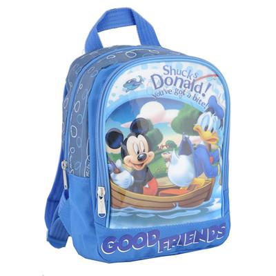 Haz de la vuelta al cole algo divertido con esta mochila de Mickey