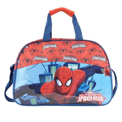 Haz de la vuelta al cole algo divertido con esta bolsa deportiva de Spiderman