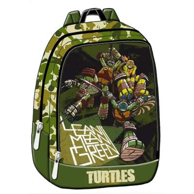 Haz de la vuelta al cole algo divertido con esta mochila adaptable a carro de Tortugas Ninja