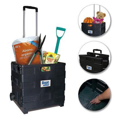 Transporta todo tipo de materiales con gran facilidad