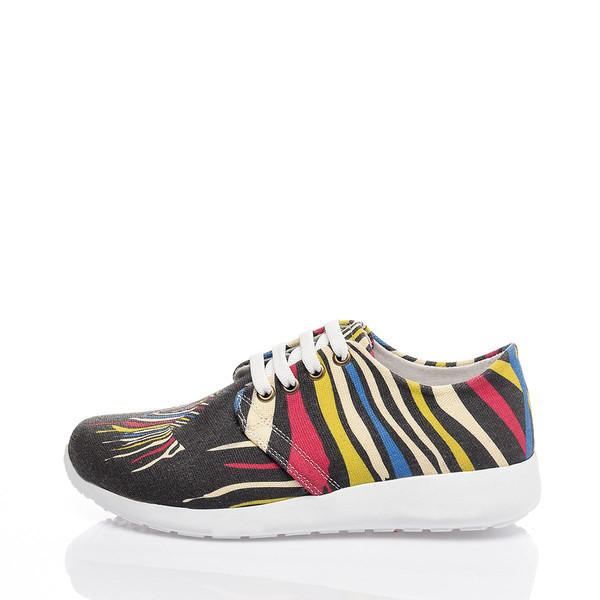 Sneaker mujer - multicolor