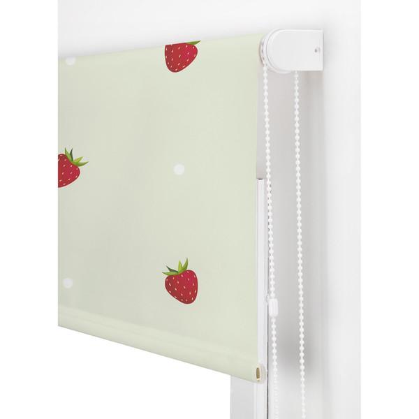 Estor digital cocina fresas