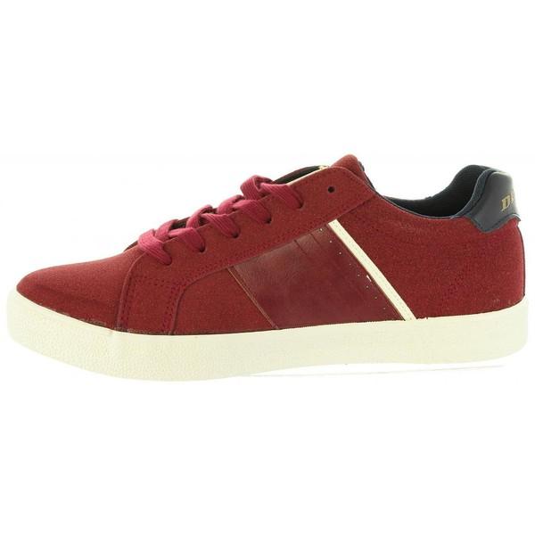Sneaker hombre - burdeos