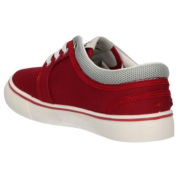 Sneaker junior - rojo