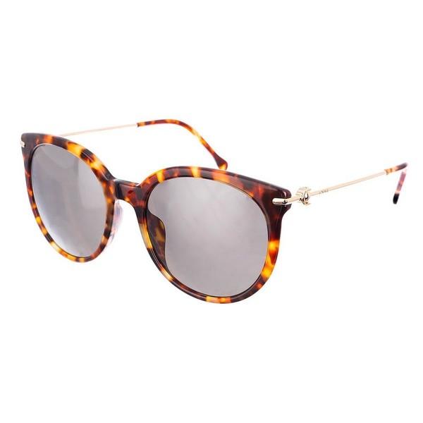 Gafas de sol mujer Cal. 58 - beige/habana