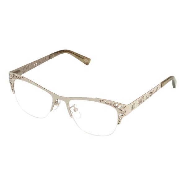 Gafas de vista hombre metal - gris