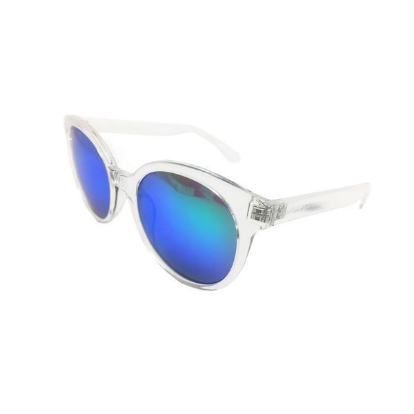 Gafas de sol mujer cal.54 acetato - blanco