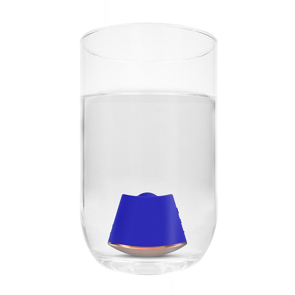 Vibrador clitoris simulator - azul