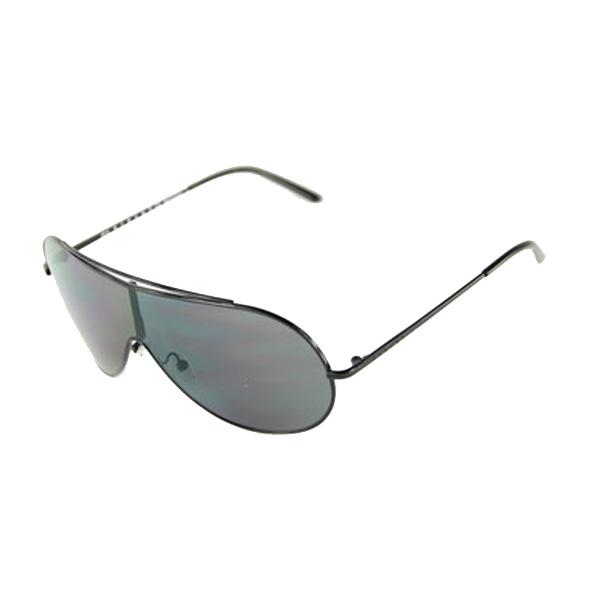 Gafas de sol metal unisex - negro