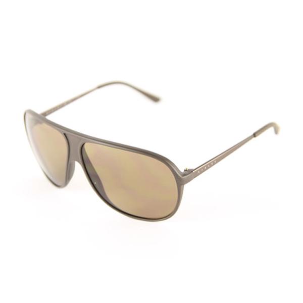 Gafas de sol acetato unisex - marrón
