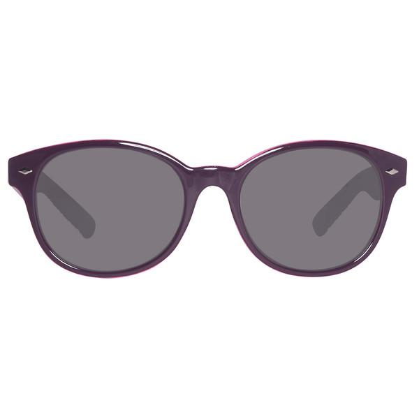 Gafas de sol inyectado mujer - morado