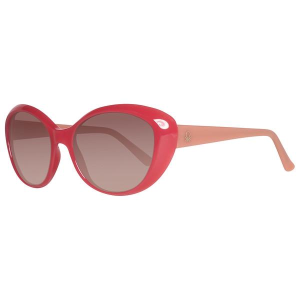Gafas de sol inyectado mujer - fucsia/naranja