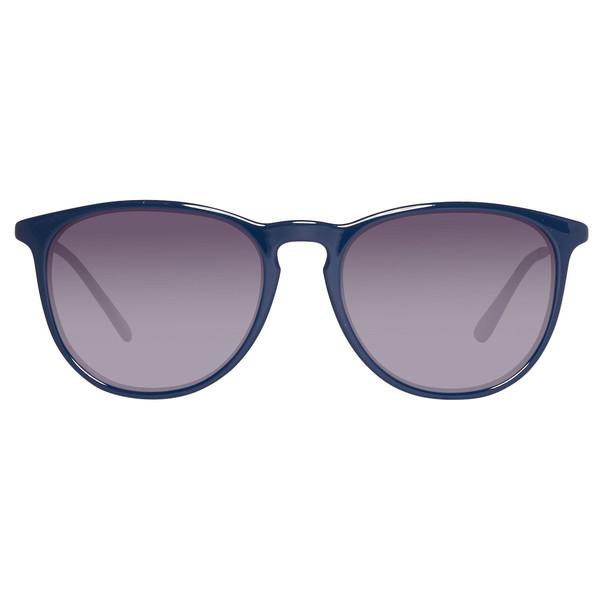 Gafas de sol inyectado unisex - azul