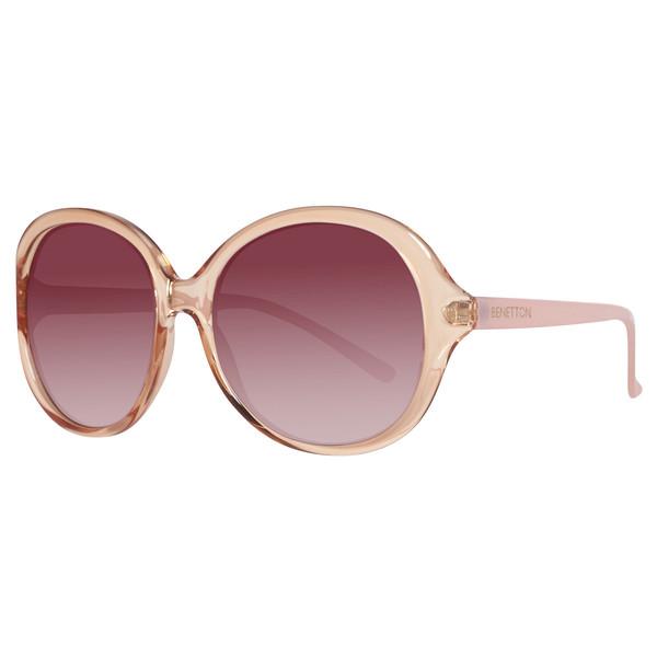 Gafas de sol inyectado mujer - rosa