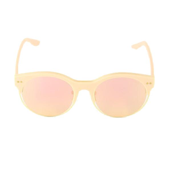 Gafas de sol mujer cal.57 acetato-metal - rosado