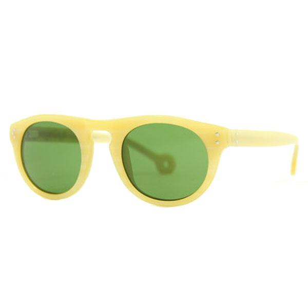 Gafas de sol unisex cal.48 acetato - amarillo