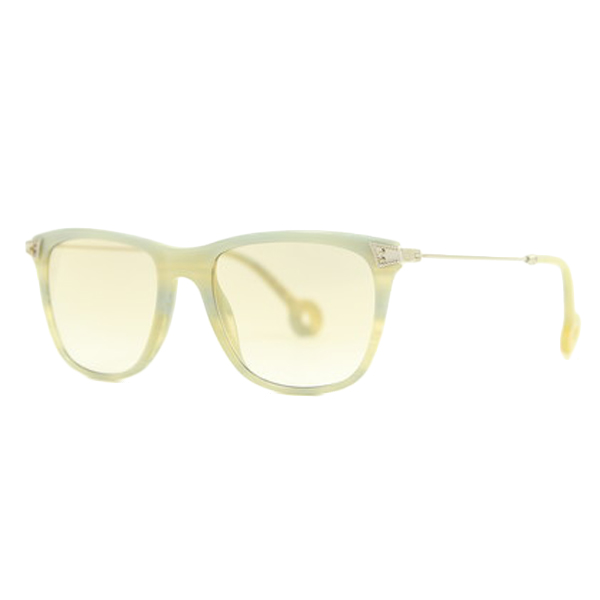 Gafas de sol mujer cal.52 acetato-metal - gris