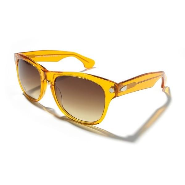 Gafas de sol unisex cal.54 acetato - verde