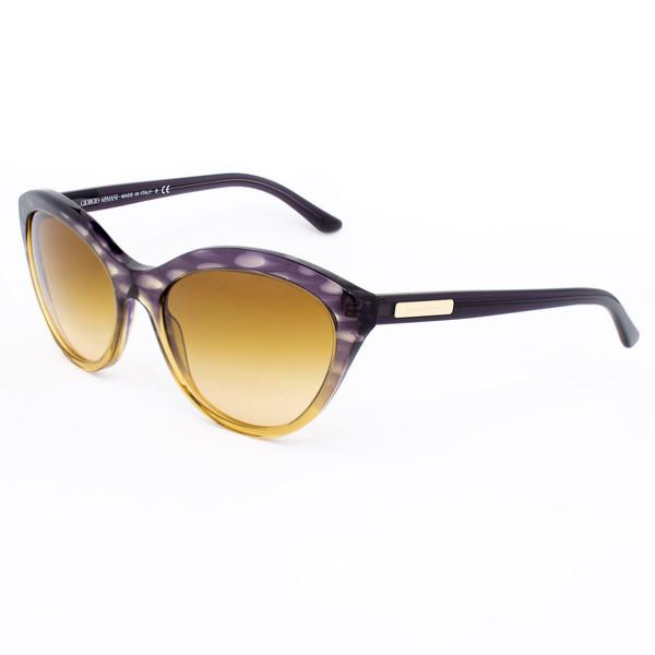 Gafas de sol mujer - morado/amarillo