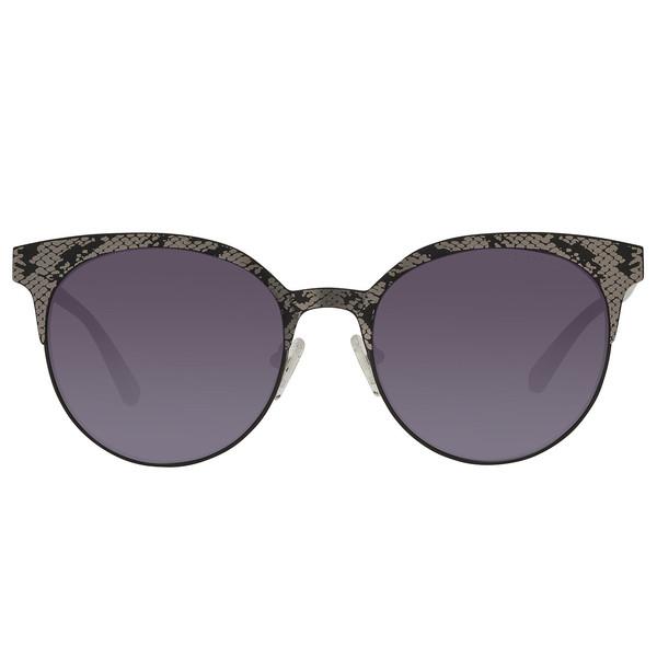 Gafas de sol metal mujer - negro