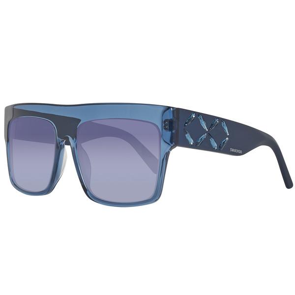 Gafas de sol mujer - azul/azul
