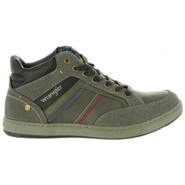 Sneaker hombre - gris oscuro
