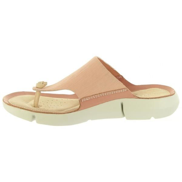 Sandalia piel mujer - rosa