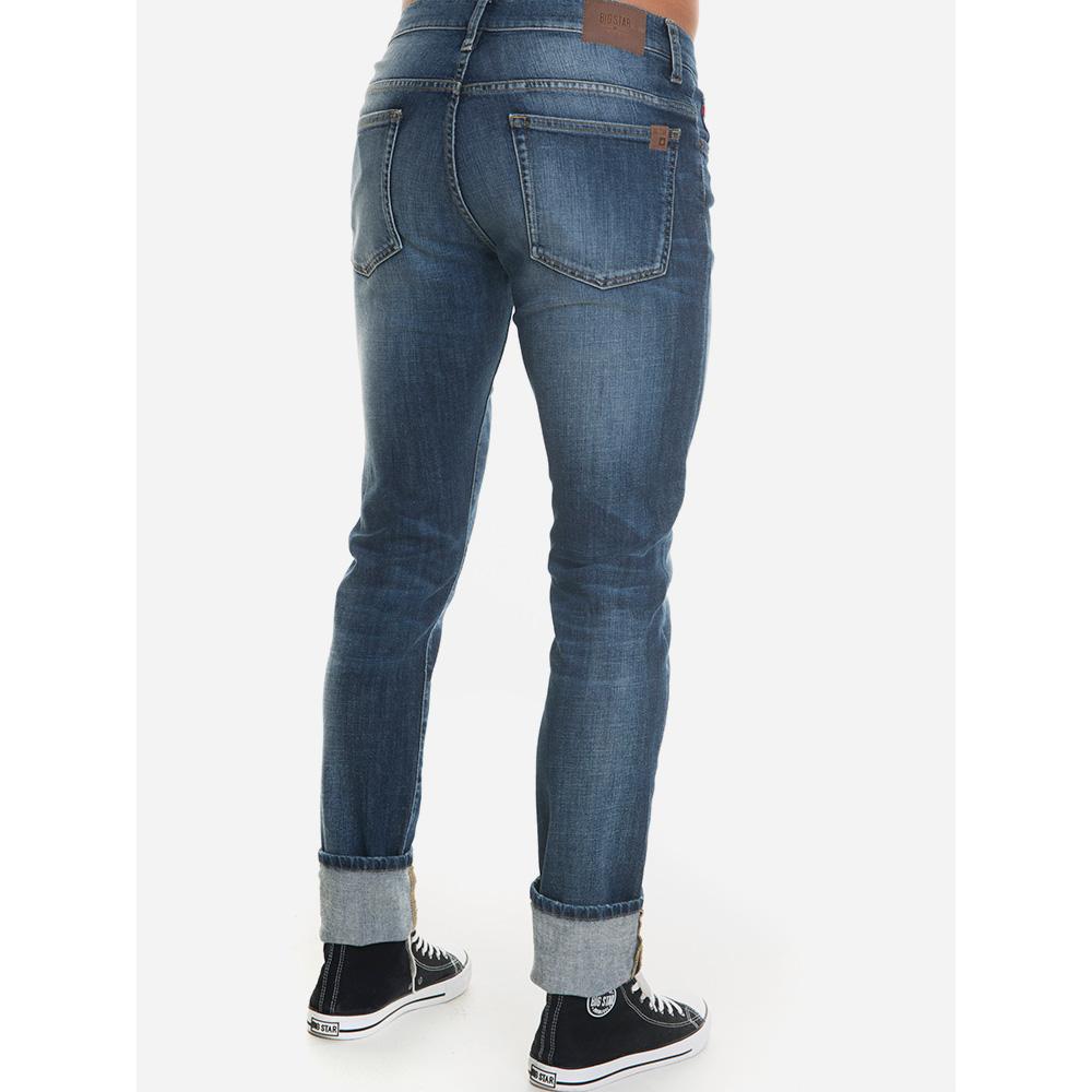 Pantalón hombre - tejano