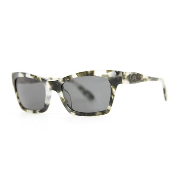 Gafas de sol mujer cal.53 acetato - gris/tortuga