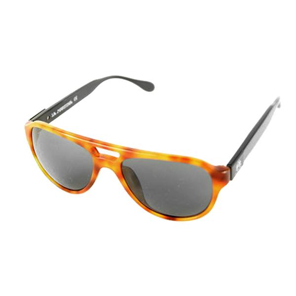 Gafas de sol unisex cal.57 acetato - havana