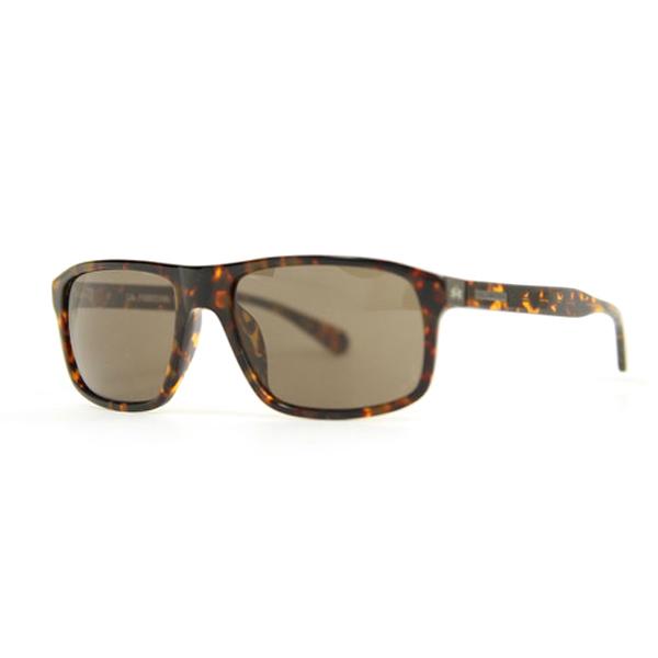 Gafas de sol unisex calibre 57 acetato - tortoise