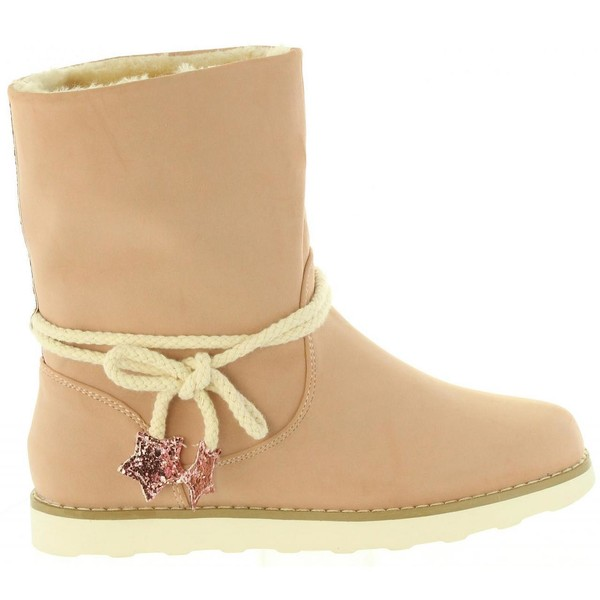 Bota infantil/junior - rosa