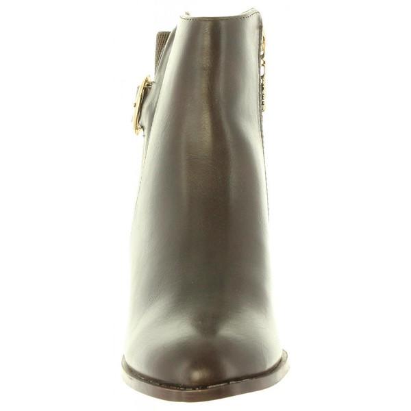 7cm Botín de mujer Noa 04 marrón