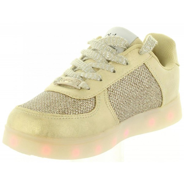Sneaker niña - dorado