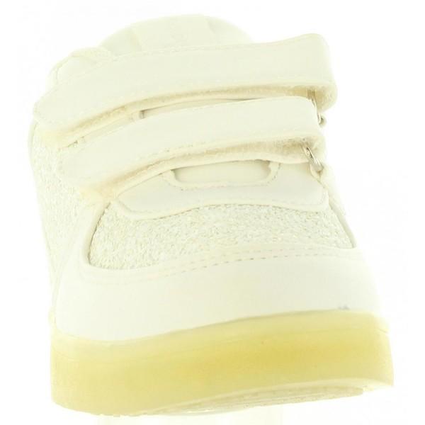 Sneaker niña - blanco