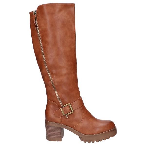 Botas de mujer - marrón