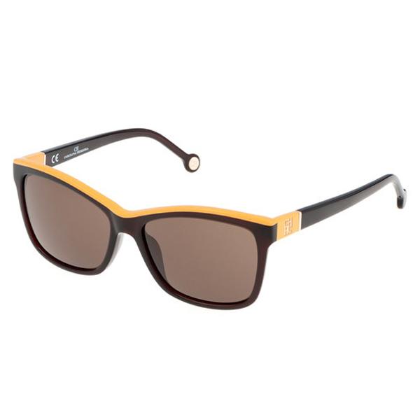 Gafas de sol mujer acetato - amarillo/negro