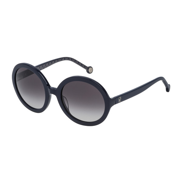 Gafas de sol mujer acetato - azul