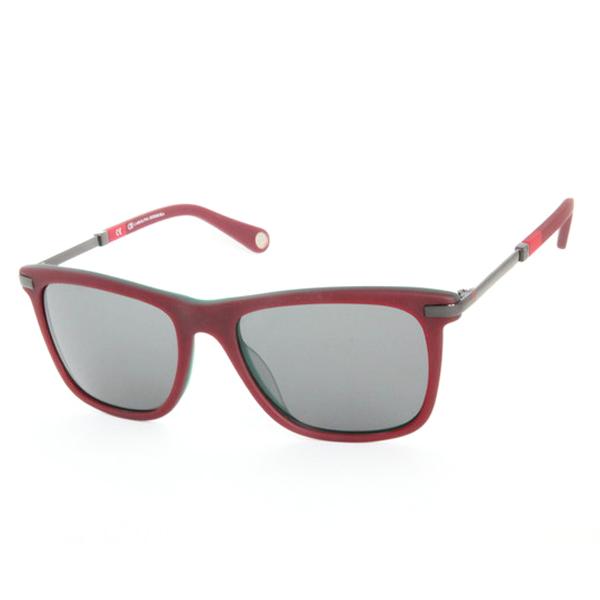 Gafas de sol hombre plástico - rojo