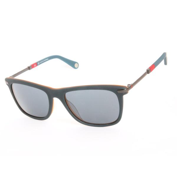 Gafas de sol hombre plástico - azul