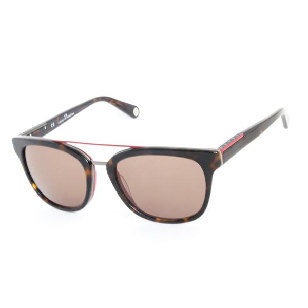 Gafas de sol hombre plástico - marrón