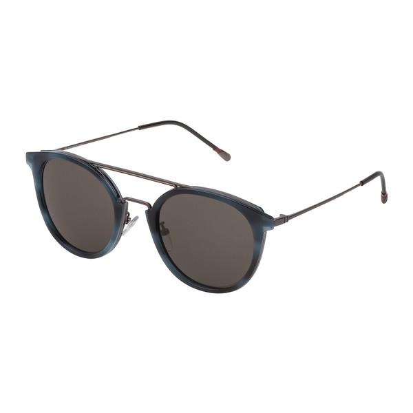 Gafas de sol hombre - azul havana