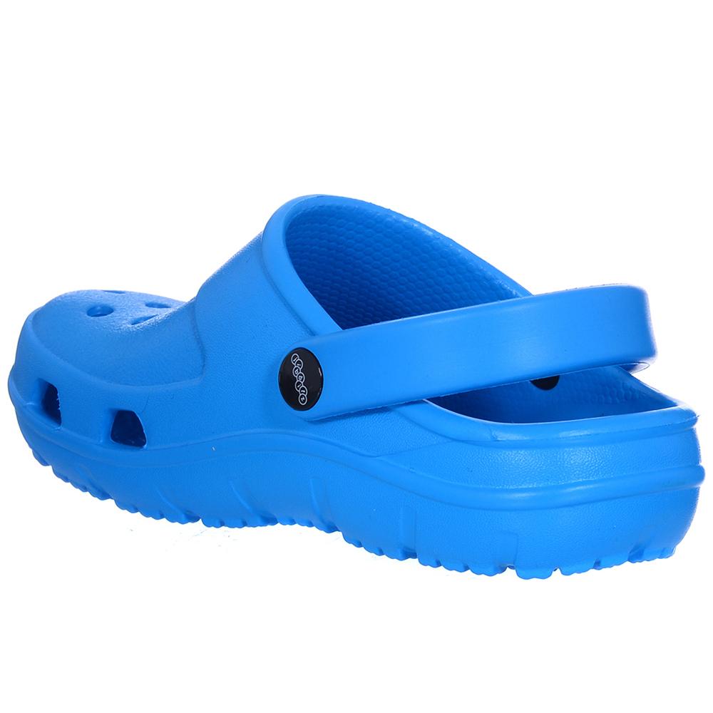 Zueco Presley clog infantil - azul
