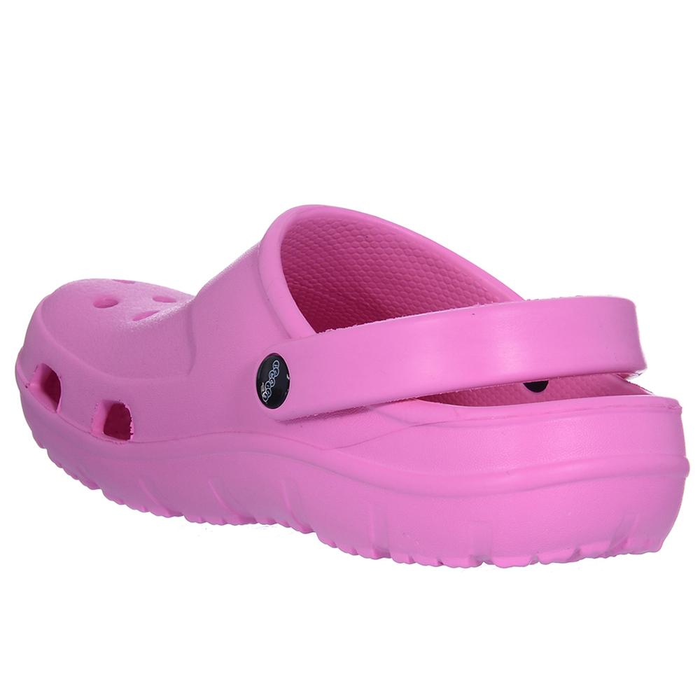 Zueco Presley clog infantil - rosa