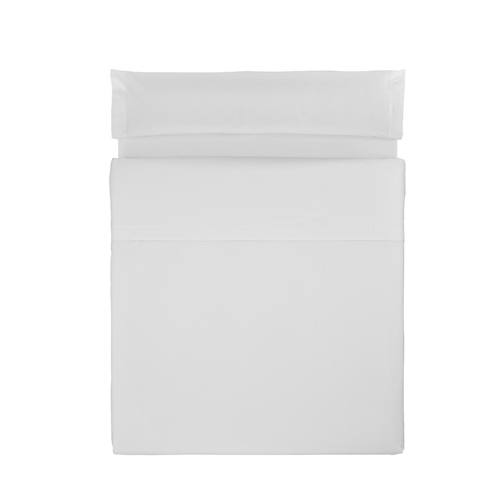 Juego sábanas Liso - blanco
