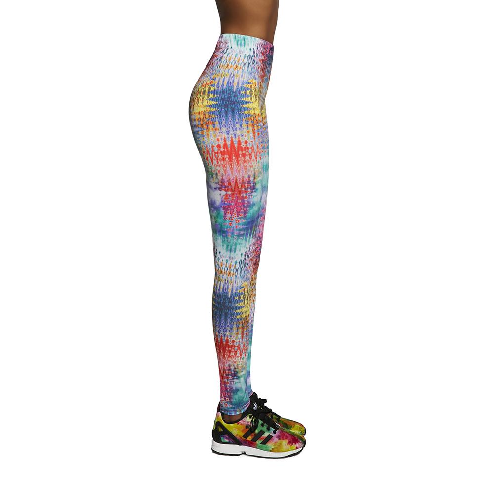 Legging fitness Tessera 90 - multicolor